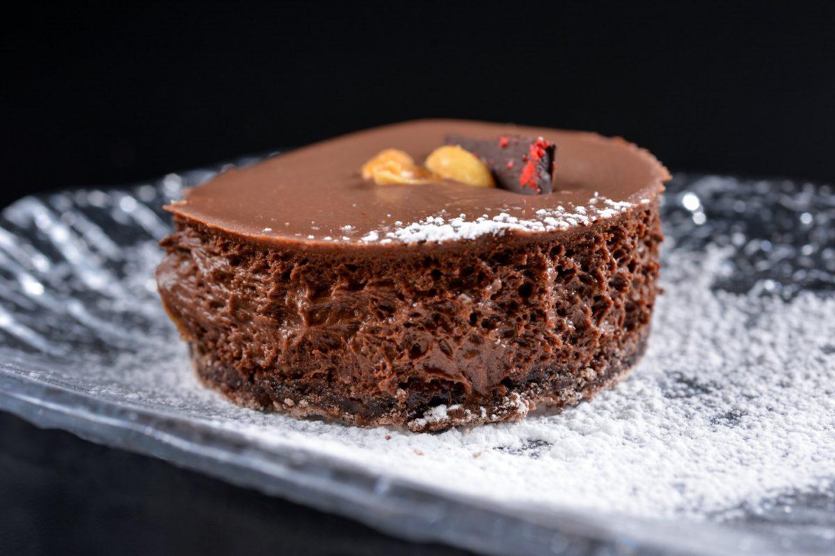 שוקולד בלגי וחמאת בוטנים