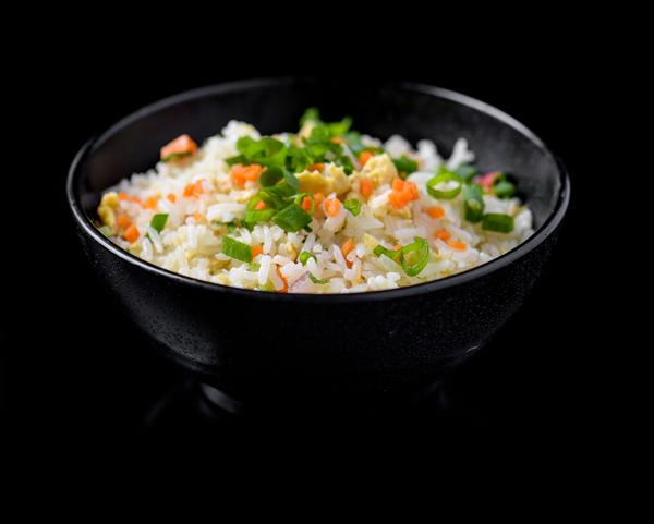 אורז ירקות מוקפץ